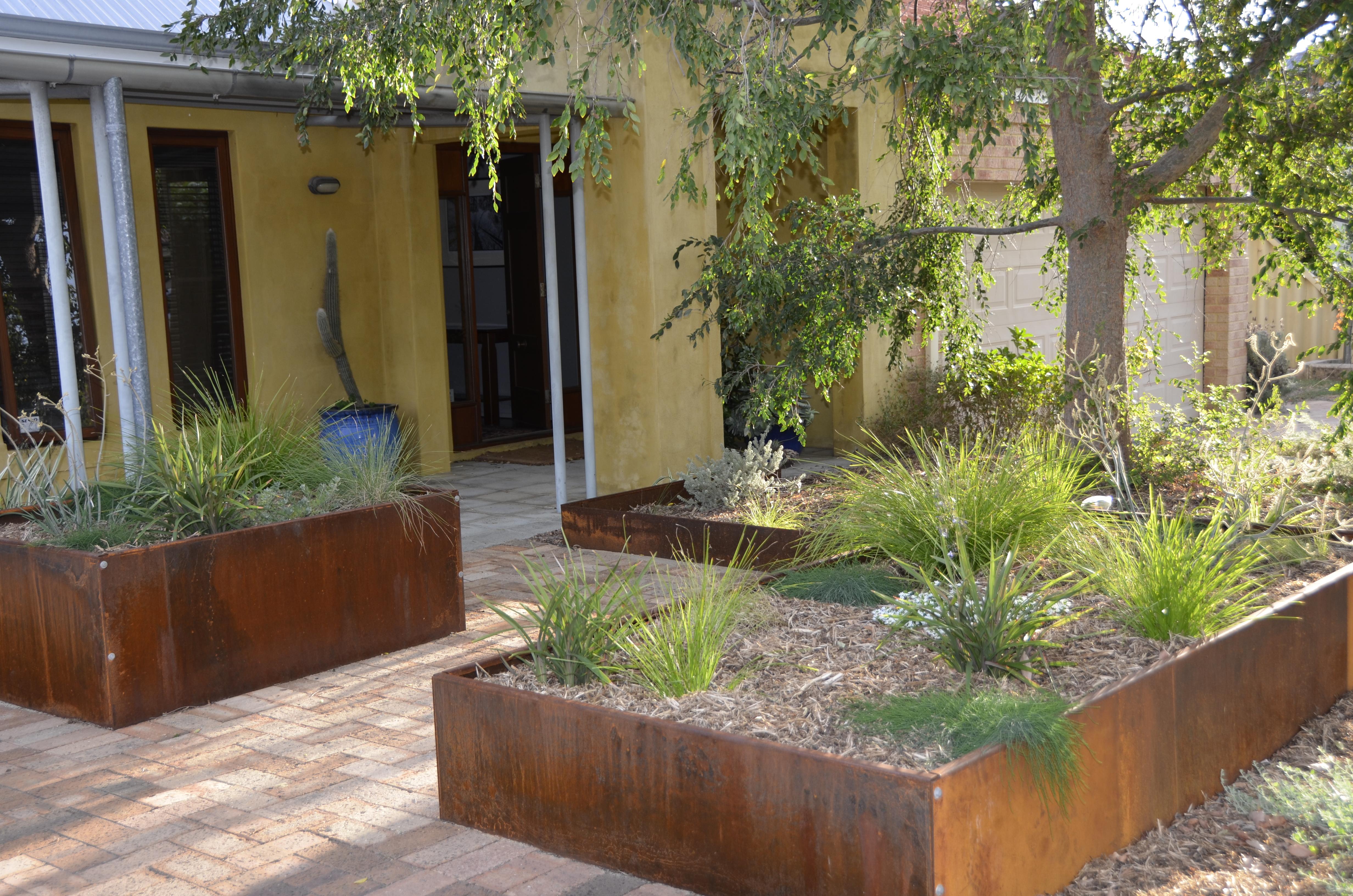 Native garden design perth garden ftempo for Garden ideas perth