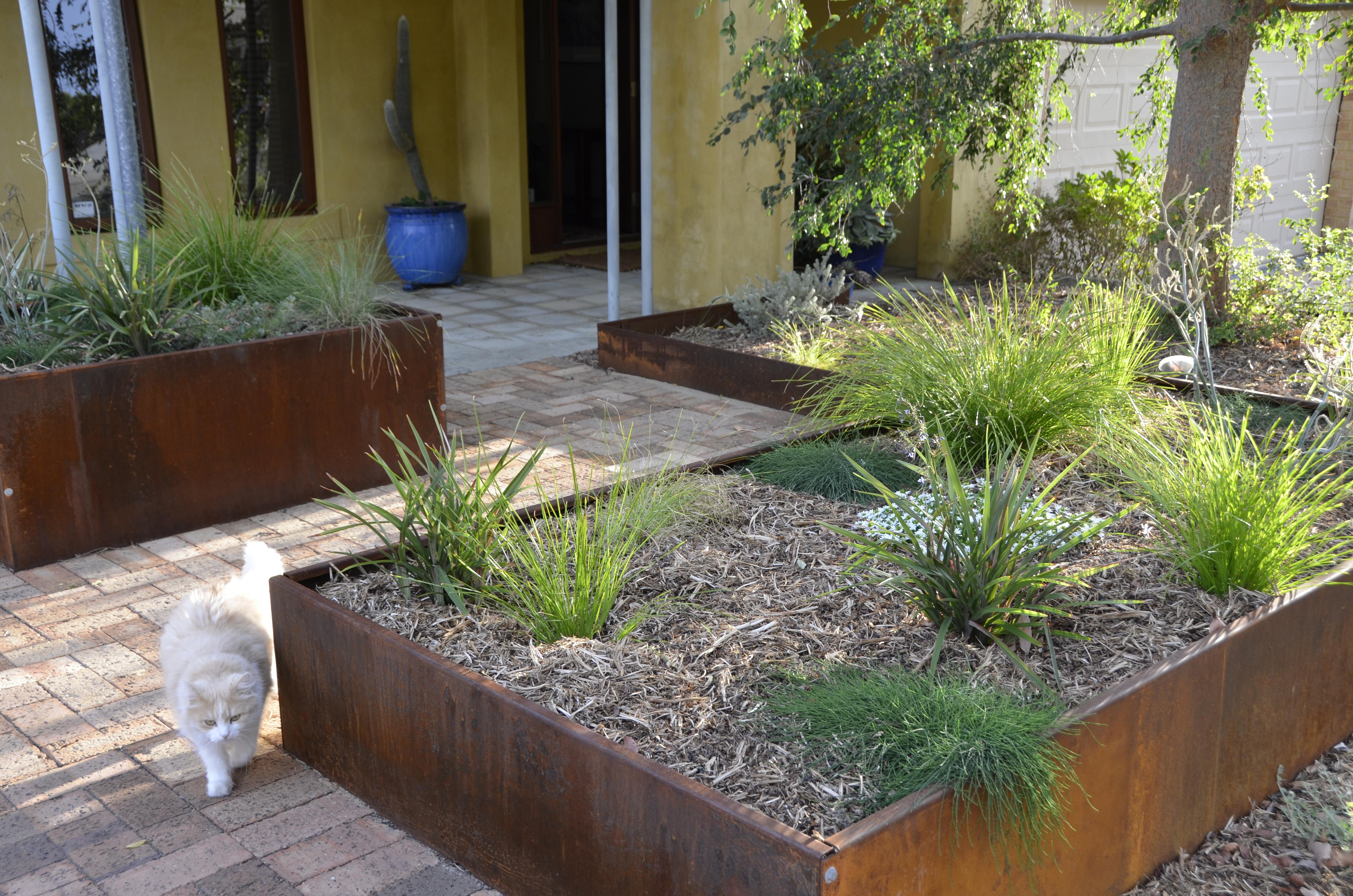 Landscape design Zona Verde
